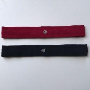 Lululemon Headband (Set of 2)